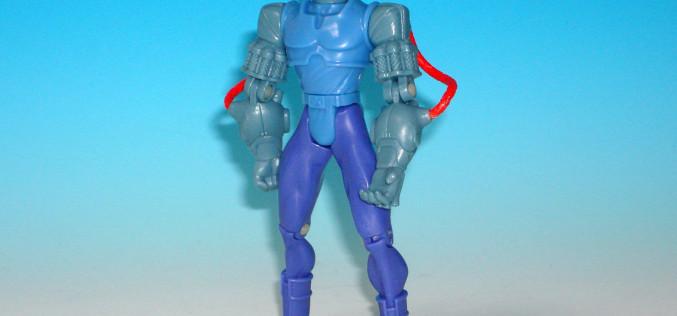 Rare Marvel Vs. Capcom Prototype Captain Commando Figure From Toybiz Listing On eBay