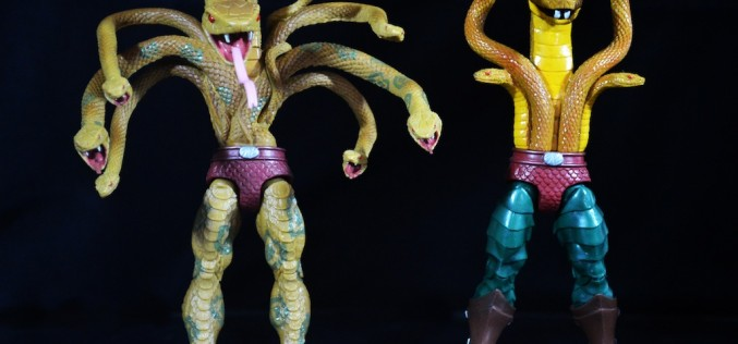 Masters Of The Universe Classics Serpentine King Hssss Review