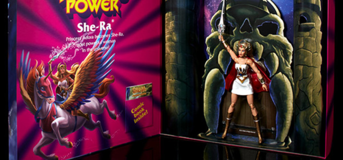 Mattel SDCC 2016 Exclusive Masters Of The Universe She-Ra Figure New Details