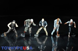 McFarlane Toys The Walking Dead Daryl & Merle Woodbury Arena Figure Pack Review
