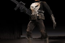Mezco Toyz One:12 Collective The Punisher Figure Pre-Order