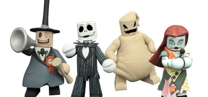 Diamond Select Toys In Stores This Week: Hulk, Khan & Oogie Boogie