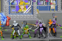 NECA Toys  SDCC Exclusive: TMNT Box Sets Pre-Sale Starts Today, 12pm EST