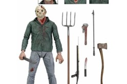 NECA Toys Friday The 13th Part 3 Jason Ultimate 7″ Scale Figure Pre-Orders