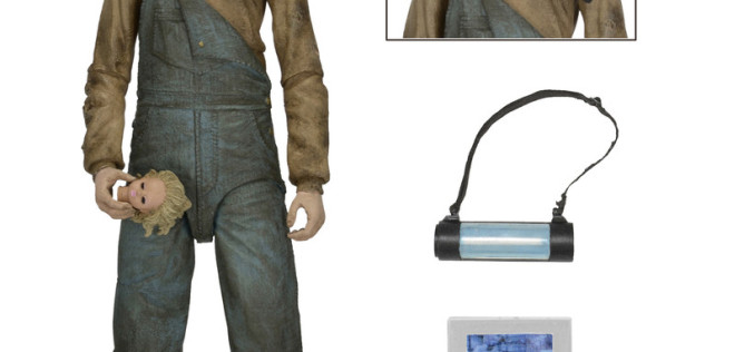 NECA Toys SDCC 2016 Exclusive Aliens Newt Figure Available Again Soon