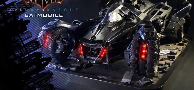 Prime 1 Studio Batman: Arkham Knight Batmobile Statue Pre-Orders