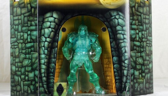 Rare SDCC 2008 Exclusive Masters Of The Universe Classics Spirit Of Grayskull Figure On eBay