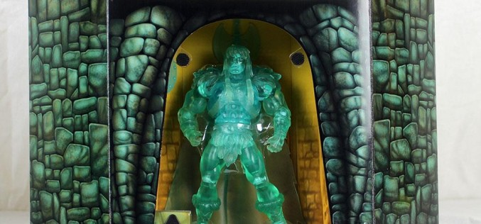 Rare SDCC 2008 Exclusive Masters Of The Universe Classics Spirit Of Grayskull Figure On eBay