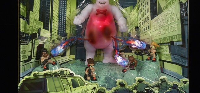 Mattycollector Reveals Packaging For San Diego Comic-Con 2016 Ghostbusters Exclusive