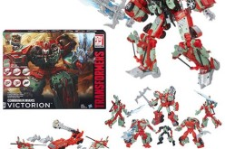 Transformers Combiner Wars Victorion Torchbearers Boxed Set In Stock On Entertainment Earth