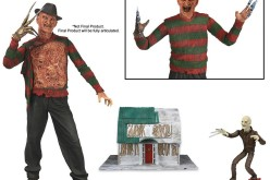 NECA Toys A Nightmare On Elm Street Parts 3 & 4 Freddy Figures