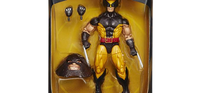 Hasbro Marvel Legends X-Men 6″ Wolverine & Build-A-Figure Juggernaut