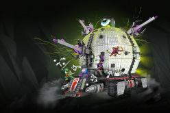 Mega Bloks Teenage Mutant Ninja Turtles Technodrome Released (Update)