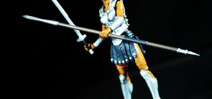 Boss Fight Studio Vitruvian H.A.C.K.S. Series 1 Amazon Elite Warrior Review