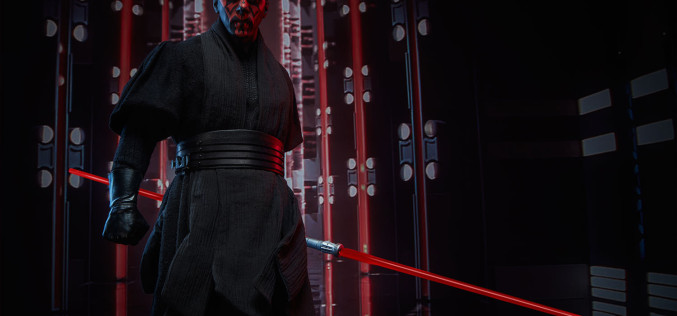 Sideshow Star Wars Darth Maul Premium Format Figure Pre-Orders
