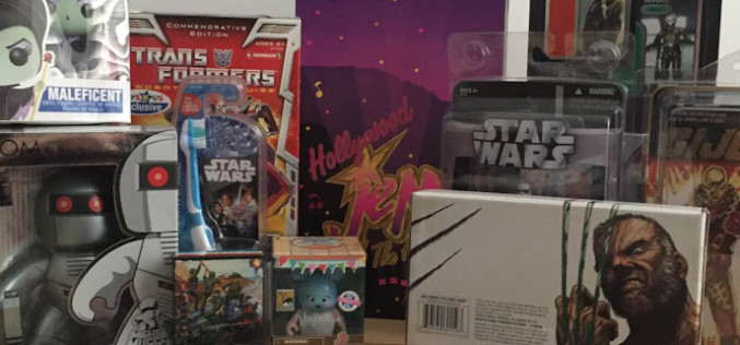 Former Hasbro PR Representative Offers Toy Collection Proceeds To Fight Cancer