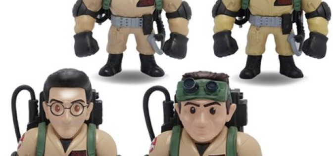 Jada Toys Ghostbusters Die-Cast Metal Figures
