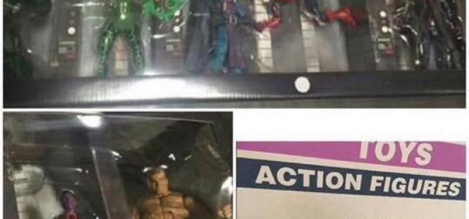 Hasbro SDCC 2016 Exclusive Marvel Legends Box Set Revealed?