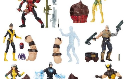 Hasbro Marvel Legends 6″ X-Men Series 1 Pre-Orders Selling Out Fast