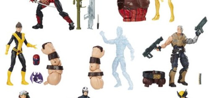 Hasbro Marvel Legends 6″ Figures Are $6 & Up On Amazon