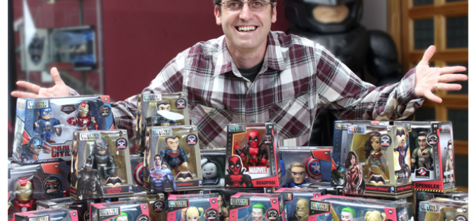 Jada Toys Launches 'Ask Jada' Monthly Reader Q&A With Scott Neitlich (Update)