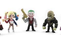 Jada Toys Suicide Squad Die-Cast Metal Figures On Shelves Now
