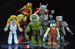 Marvel Minimates Series 64 – Secret Wars Review