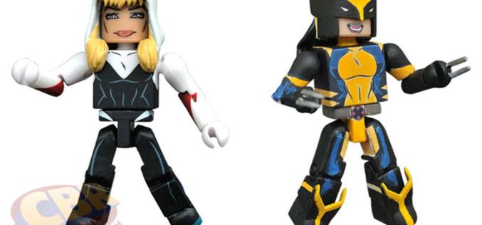 Diamond Selet Toys Blind Bagged Marvel Now! Minimates