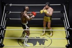 NECA Toys 40th Anniversary Rocky III Figures On Amazon & eBay