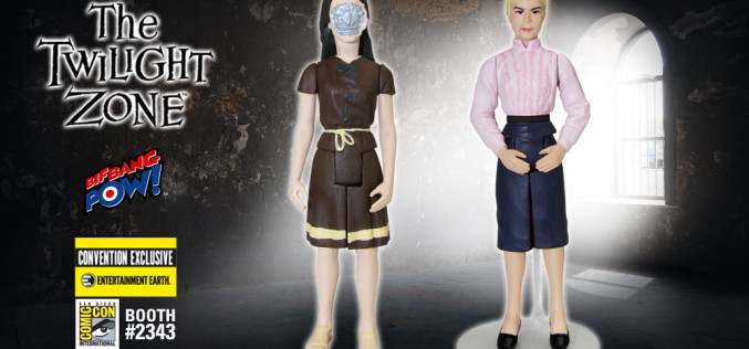 Two More Bif Bang Pow! The Twilight Zone 3.75″ SDCC 2016 Exclusives