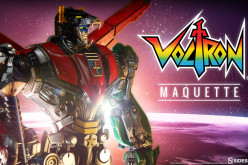 Sideshow Collectibles Voltron Maquette Preview