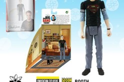 Entertainment Earth SDCC 2016 The Big Bang Theory Sheldon Cooper 3 3/4″ Figures