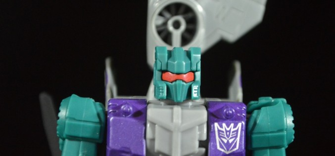 Transformers Generations Combiner Wars Vortex Review