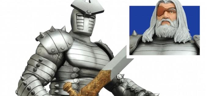 Diamond Select Toys Announces Marvel Select Odin Destroyer Figure