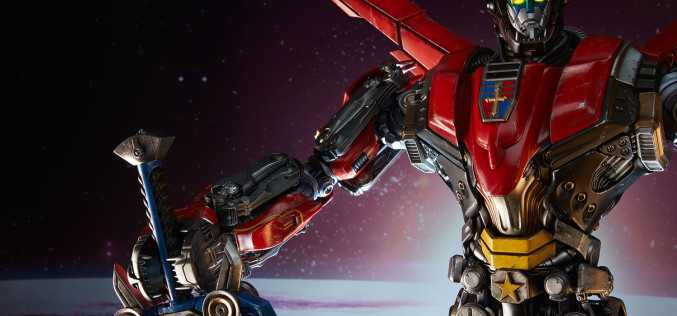 Sideshow Collectibles Voltron Maquette Pre-Orders