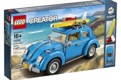 Cult Classic 1960's Volkswagen Beetle Comes To LEGO