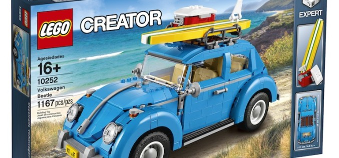 LEGO Creator Volkswagen Beetle In Stock Now On LEGO Shop