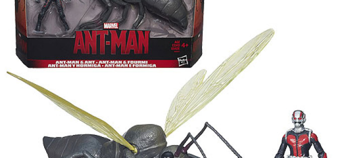 Ant-Man Collectibles Are 25% Off Today On Entertainment Earth