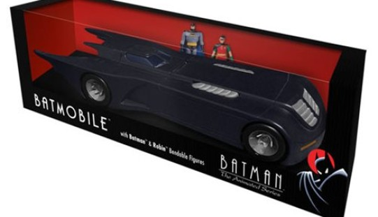 NJ Croce The New Batman Adventures, Batman: The Animated Series & More New Pre-Orders