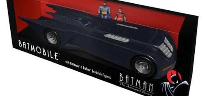 NJ Croce The New Batman Adventures, Batman: The Animated Series & More New Pre-Orders