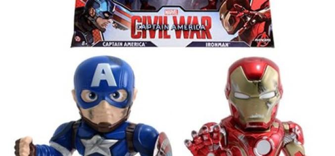 Jada Toys Avengers: Age Of Ultron & Captain America: Civil War Die-Cast Metal Figures
