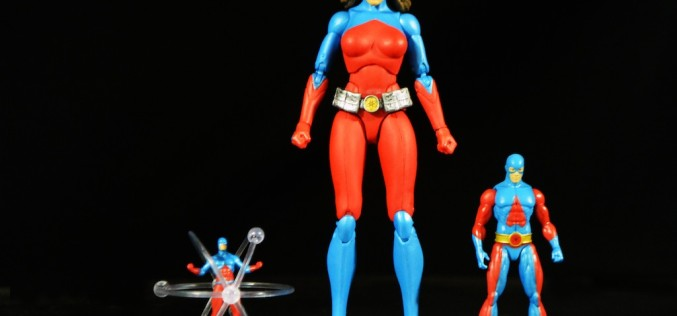 First Look: DC Collectibles Icons 6″ Atomica Review