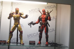 SDCC 2016: NECA Toys 1/4″ Scale Figures Booth Coverage