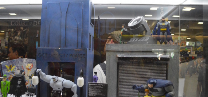 SDCC 2016: DC Collectibles Booth Coverage
