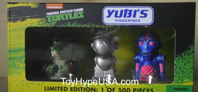SDCC 2016: Huckleberry Announces Collectible Finger Puppet Figurines Coming Your Way