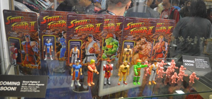 SDCC 2016: Super 7 Booth Coverage