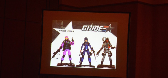 G.I. JoeCon 2016 – Hasbro Panel Coverage