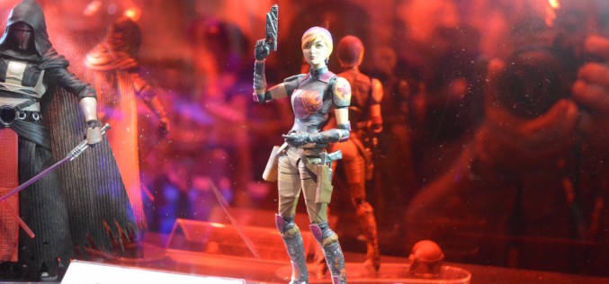 SDCC 2016: Hasbro Star Wars Day 3 Reveals (Update)