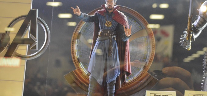 SDCC 2016: Diamond Select Toys Booth Coverage
