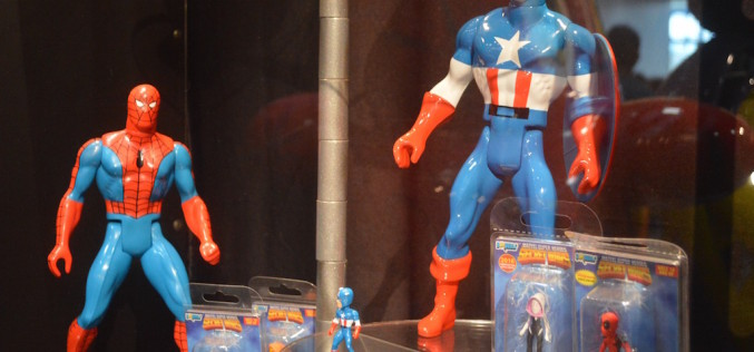SDCC 2016: Gentle Giant Booth Coverage
